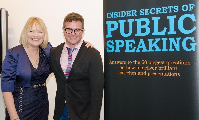 Nadine Dereza is an award winning journalist, experienced business presenter, conference host and co-author of 'Insider Secrets of Public Speaking'.