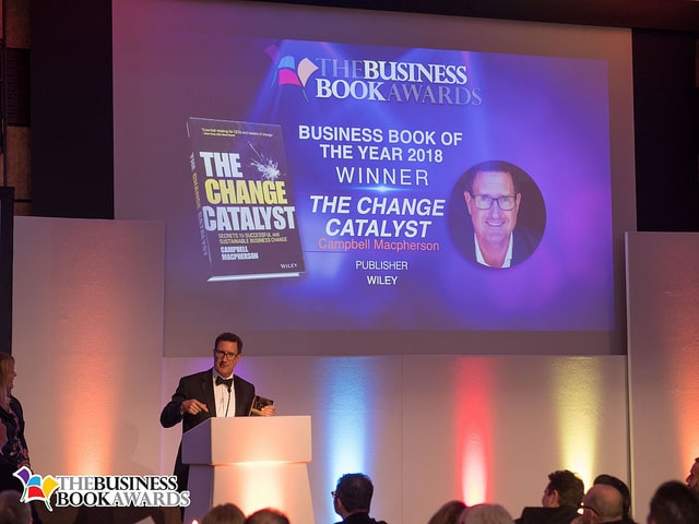 The Business Book Awards 2018