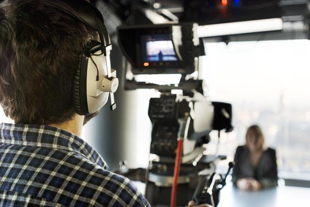 Tv radio nadine dereza is an award winning journalist - Tv in camera ...