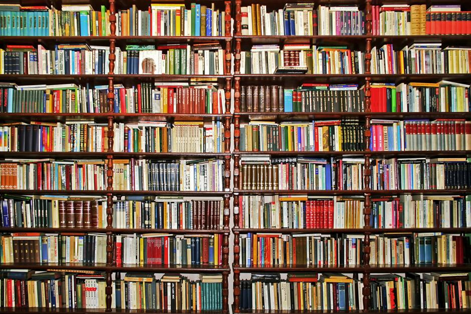 A craving for real books