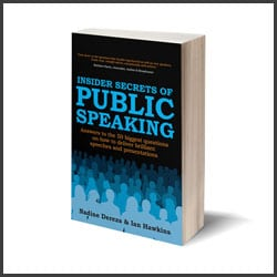 Insider Secrets of Public Speaking