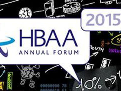 Nadine Dereza, Hosts HBAA Annual Forum, Hilton Birmingham Metropole Hotel